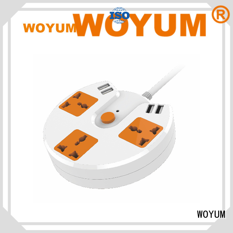 Woyum professional usb power strip wholesale for home
