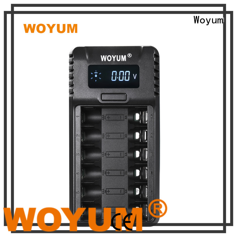 lead acid battery charging vape for Li-ion Woyum