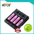 aa smart car lithium battery charger Woyum manufacture