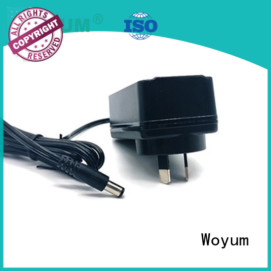 power ac adapter 12v manufacturer for battery chargers Woyum