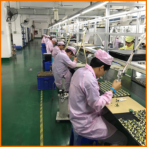 Skillful Production Workers