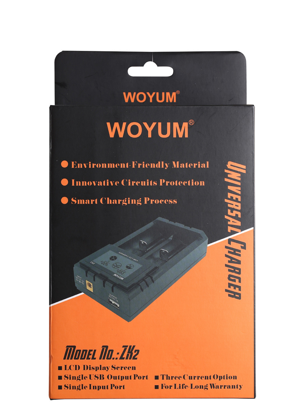 Hot nimh auto battery charger aaa liion Woyum Brand