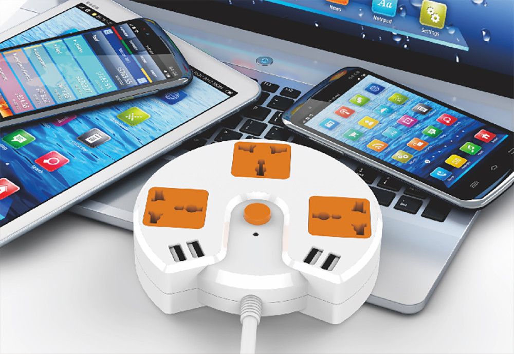 Woyum usb electrical outlet company for TV-6
