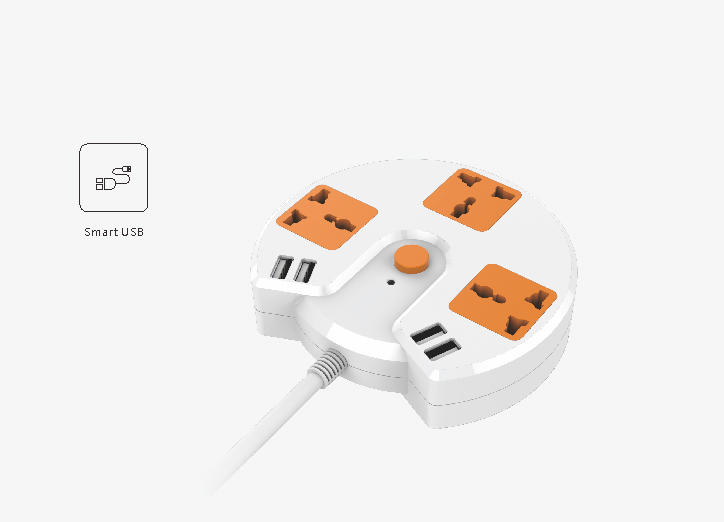 Custom usb electrical outlet company for phone-2