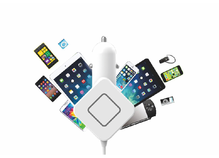 Woyum multi port usb car charger supplier for Apple Devices-4