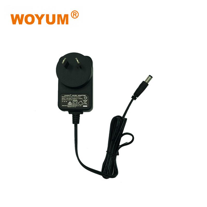 Woyum -Ac Dc Power Adapter Woyum Dc 12v 1a Power Supply Adapter, Ac 100-240v-2
