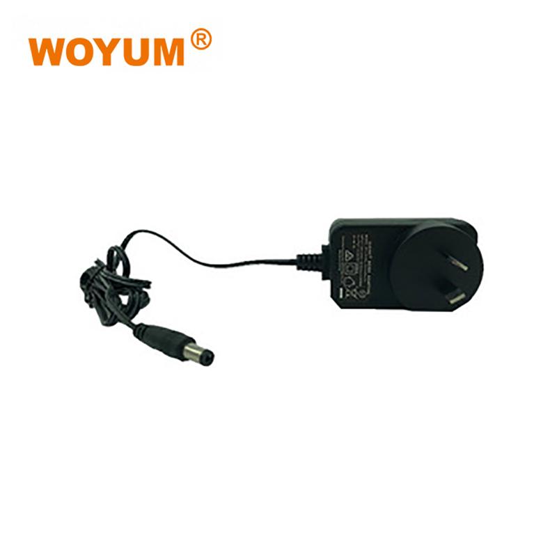 Woyum -Ac Dc Power Adapter Woyum Dc 12v 1a Power Supply Adapter, Ac 100-240v-1