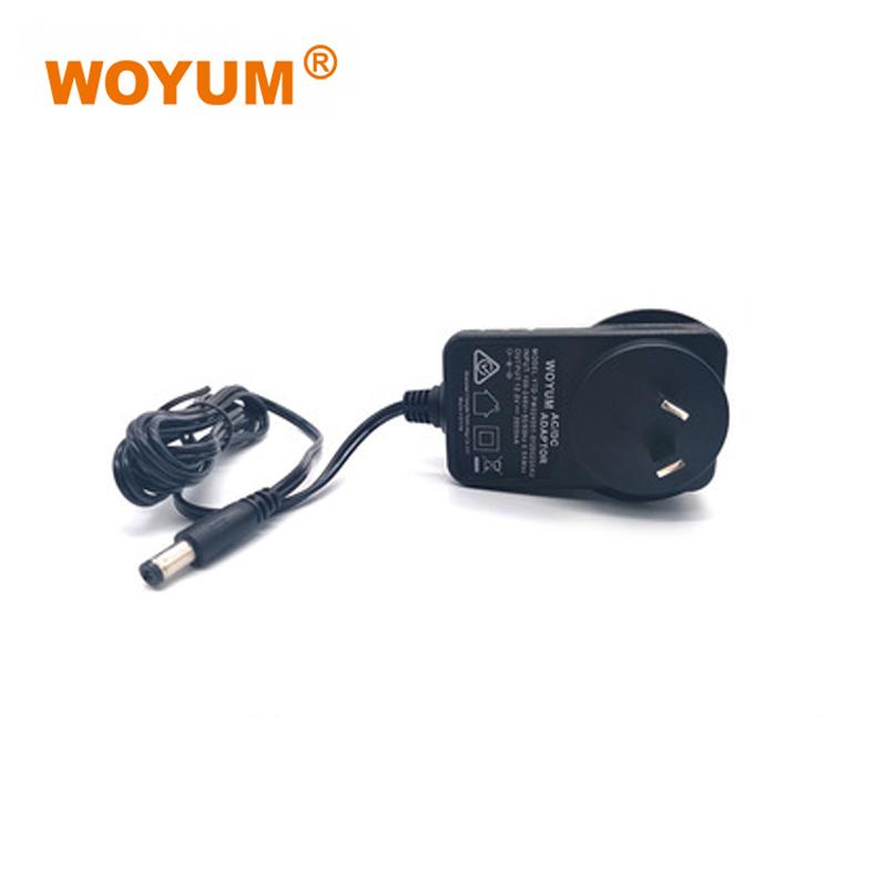 Woyum -12v Adapter, Woyum Dc 12v 2a Power Supply Adapter, Ac 100-240v To Dc 12volt Transformers-1