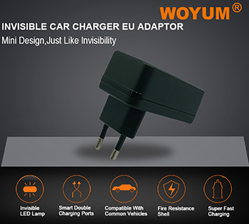 Woyum Brand max electronic uk power adaptor manufacture
