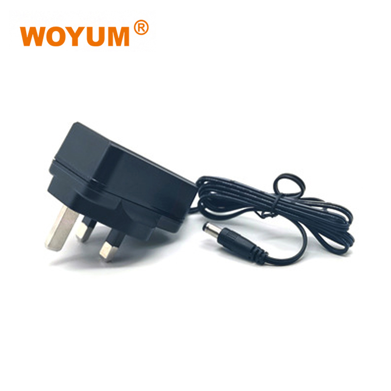 Woyum -Ac Power Supply, Woyum Dc 12v 1a Power Supply Adapter, Ac 100-240v To Dc