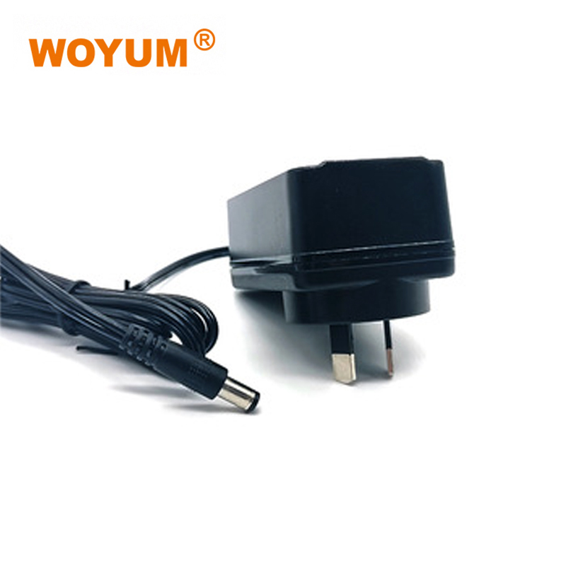 WOYUM DC 12V 2A Power Supply Adapter, AC 100-240V to DC 12Volt Transformers, Switching Power Source Adaptor for 12V electronic devices and power tools