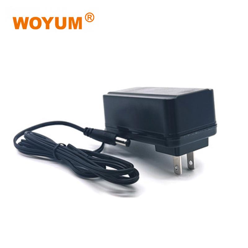 Woyum -WOYUM DC 12V 2A Power Supply Adapter, AC 100-240V to DC 12Volt Transformers, Switching Power -1