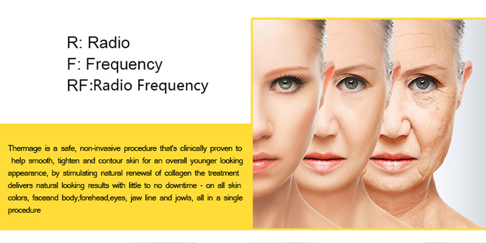 Woyum -Best Skin Care Device Matrix Rf Thermage Beauty Device,portable Radio Frequency