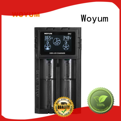 Woyum smart battery charger series for Ni-Cd