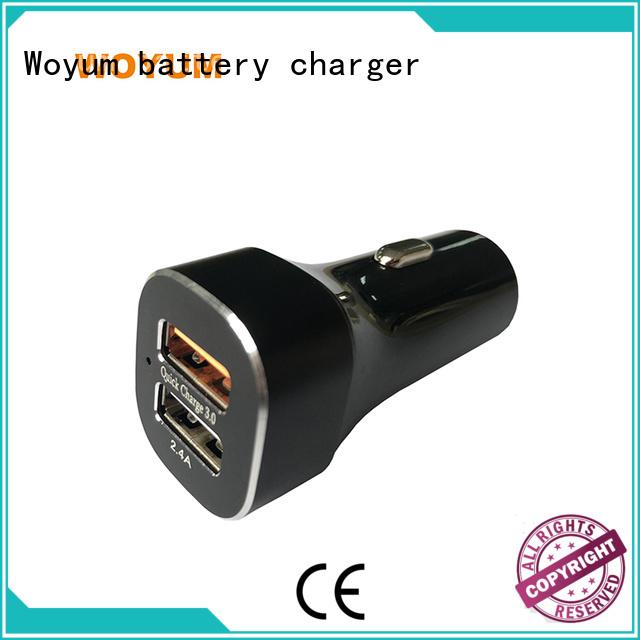 Custom udisk usb car charger dc Woyum