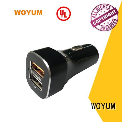 Woyum Brand drivingtravel air best car battery charger