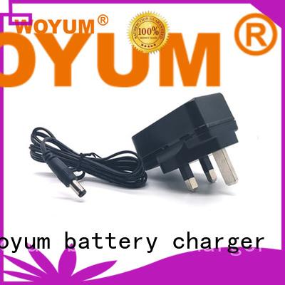 Woyum Brand uk power adaptor adapter factory