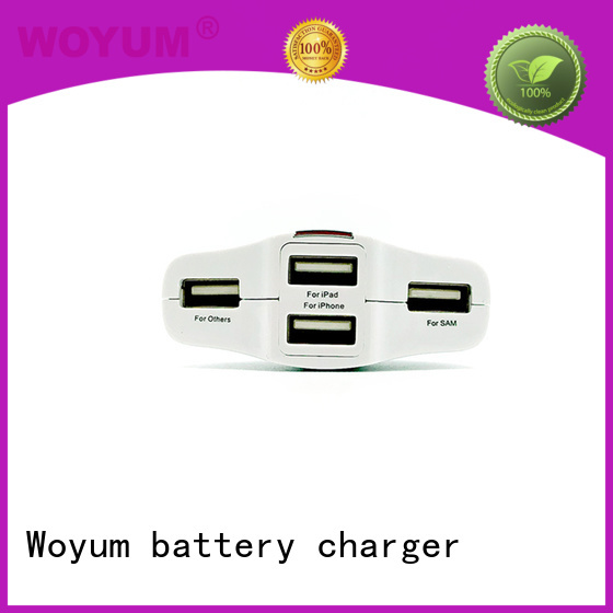 Woyum Brand card outlet tablets usb car charger manufacture