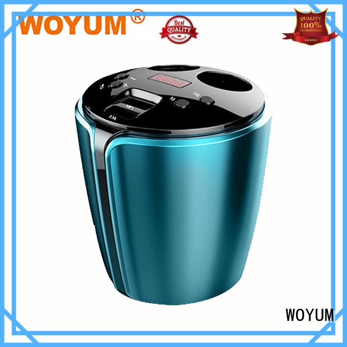 Quality Woyum Brand charge dualport usb car charger