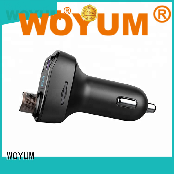 Woyum Brand transmitter holder best car battery charger charge supplier