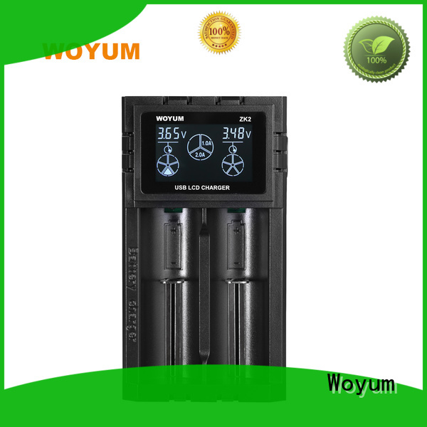 Woyum Brand slot aaa lithium battery charger