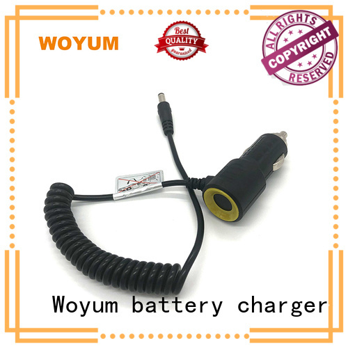 Custom fast iphone usb car charger Woyum compatible