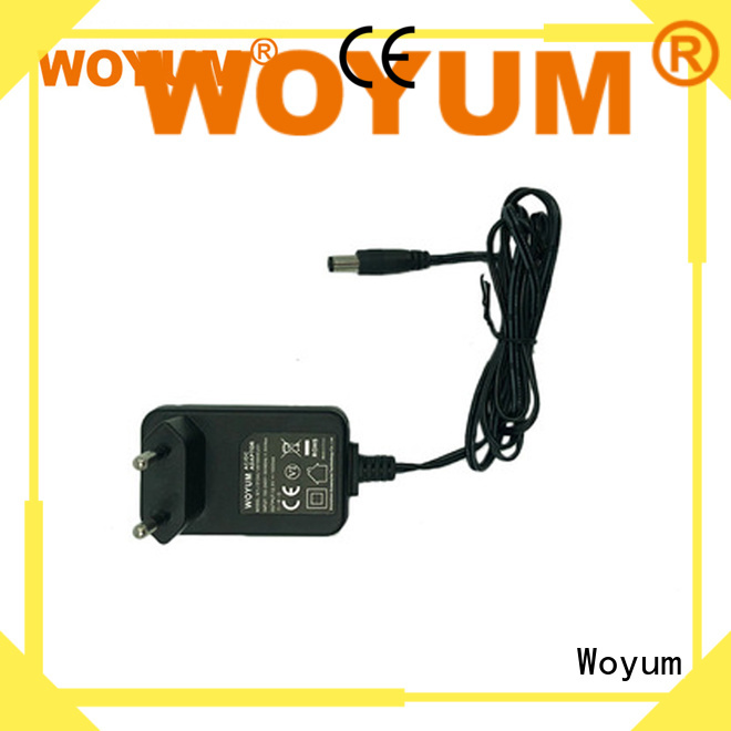 Woyum Brand eu max power adaptor manufacture