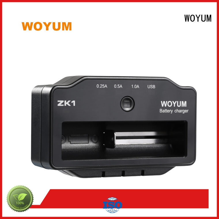 Woyum security battery charger reviews manufacturer for Li-ion