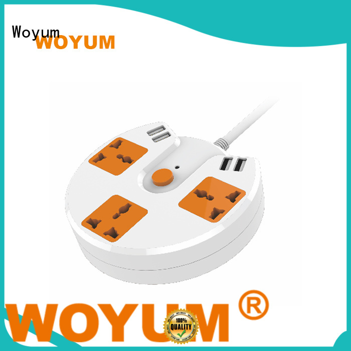 Woyum professional usb electrical outlet series for TV