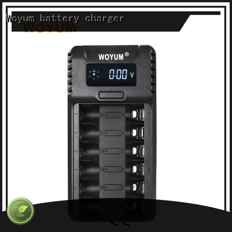 Woyum battery charger reviews Supply for Li-ion
