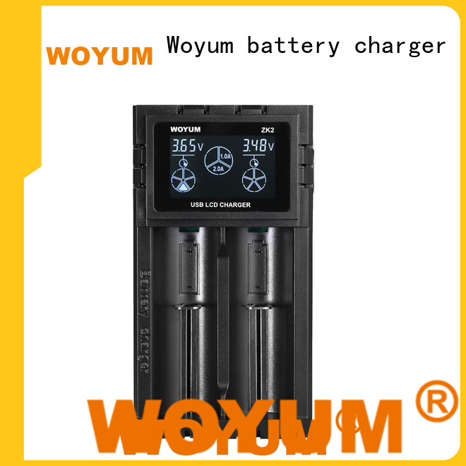 High-quality intelligent battery charger Supply for Li-ion