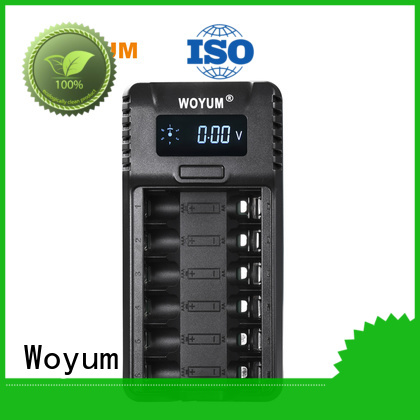Woyum Brand smart aa auto battery charger manufacture