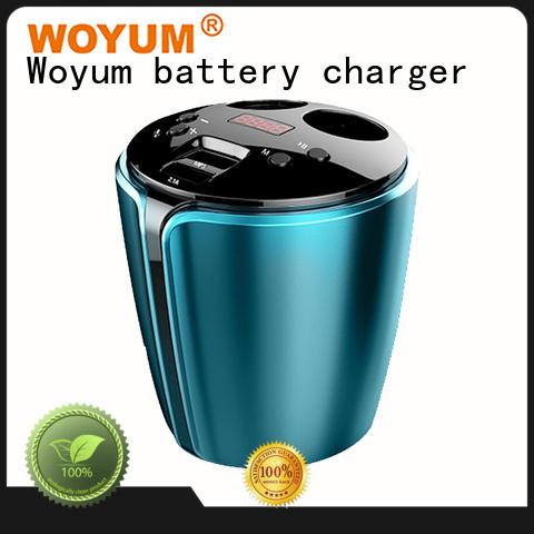 Woyum Brand 1usb1 note socket drive usb car charger