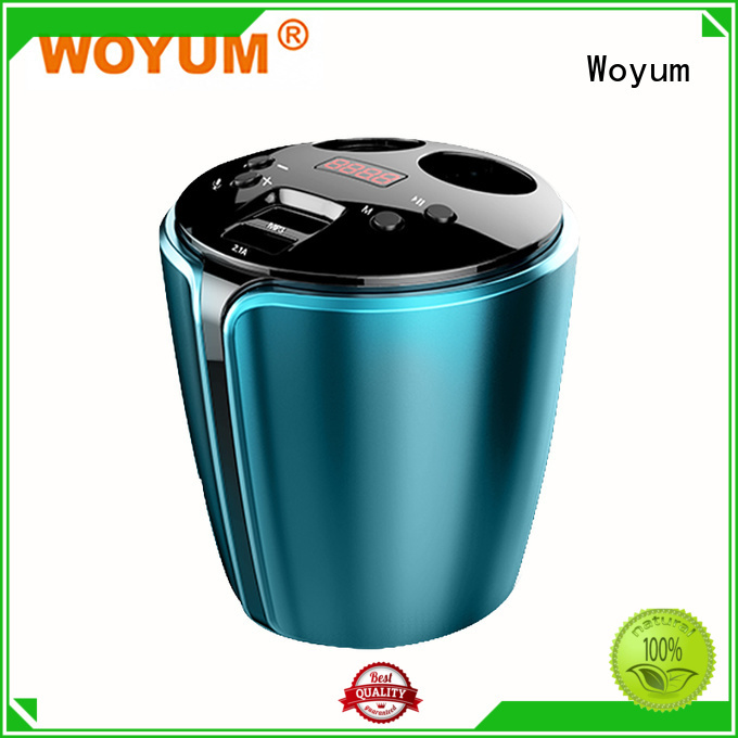 Woyum transmitter in car charger supplier for car