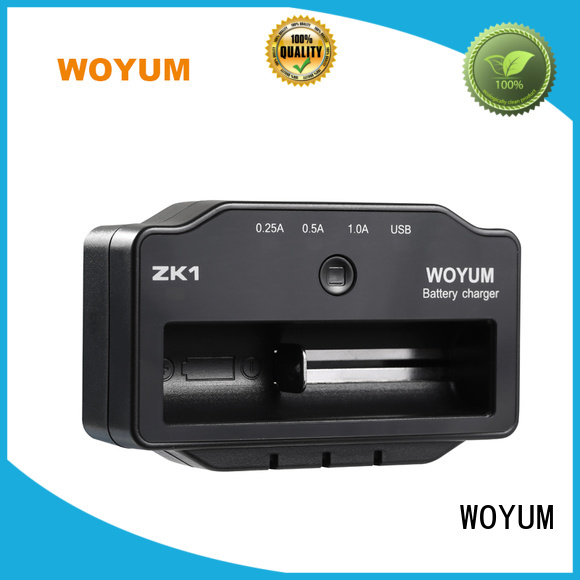 Woyum smart battery charger supplier for Ni-MH