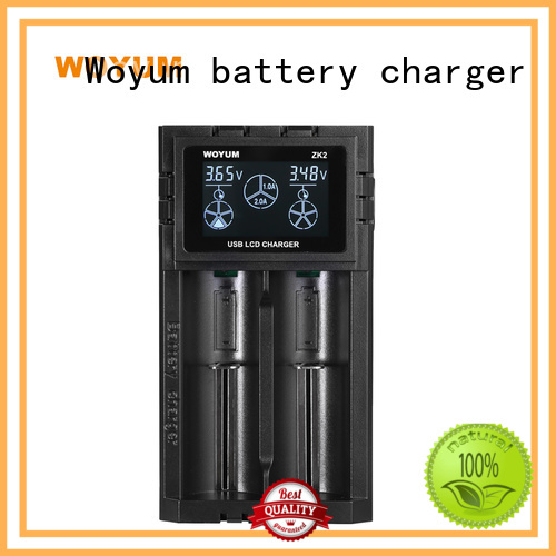 lithium battery charger woyum adaptor auto battery charger manufacture