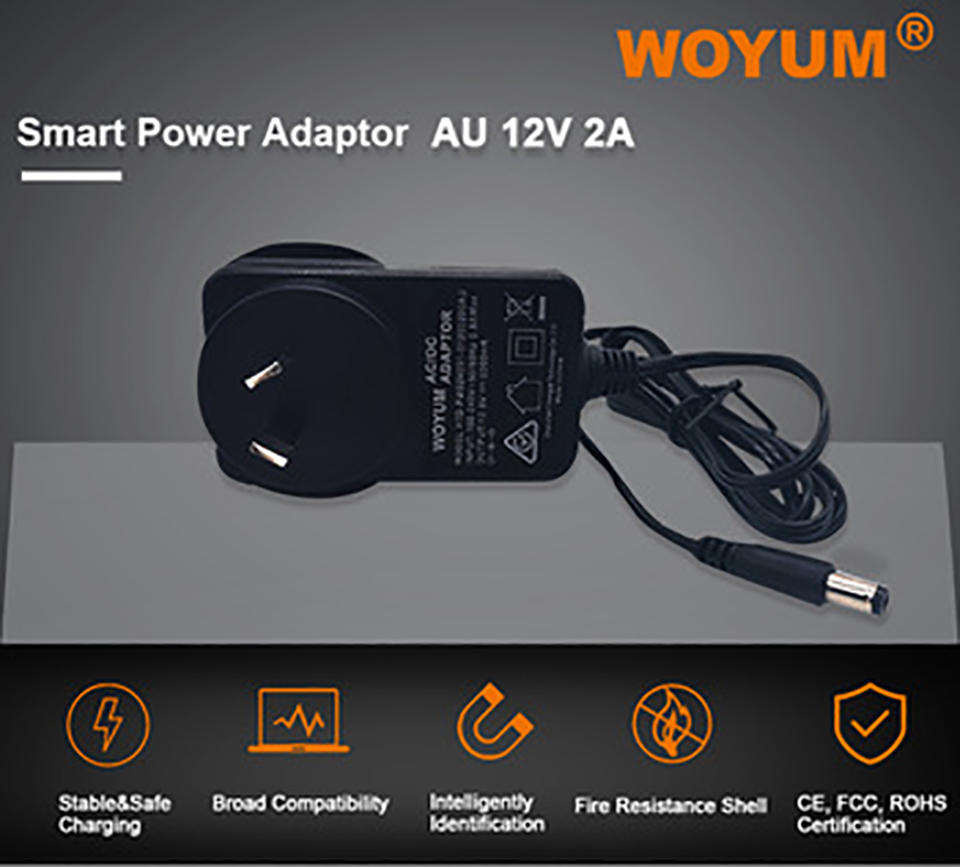 Woyum Top ac adapter cord manufacturers for laptops-1