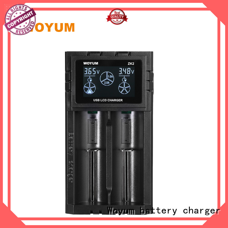 Woyum intelligent battery charger Suppliers for Ni-Cd