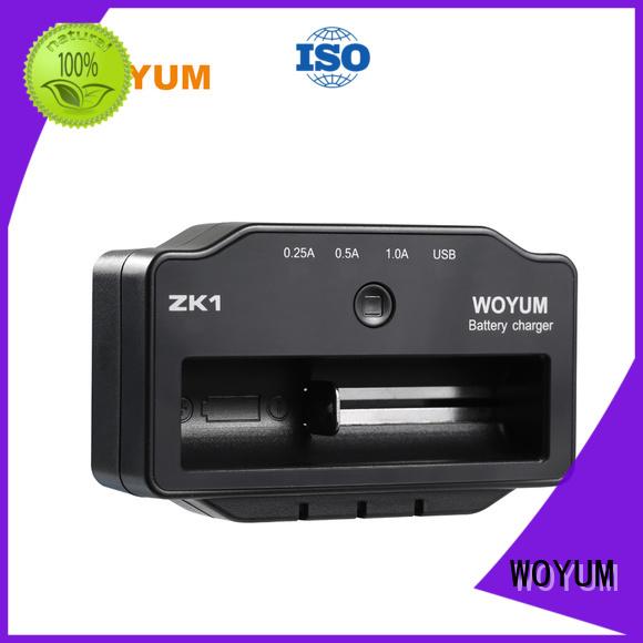 Woyum Brand woyum single lithium battery charger slot