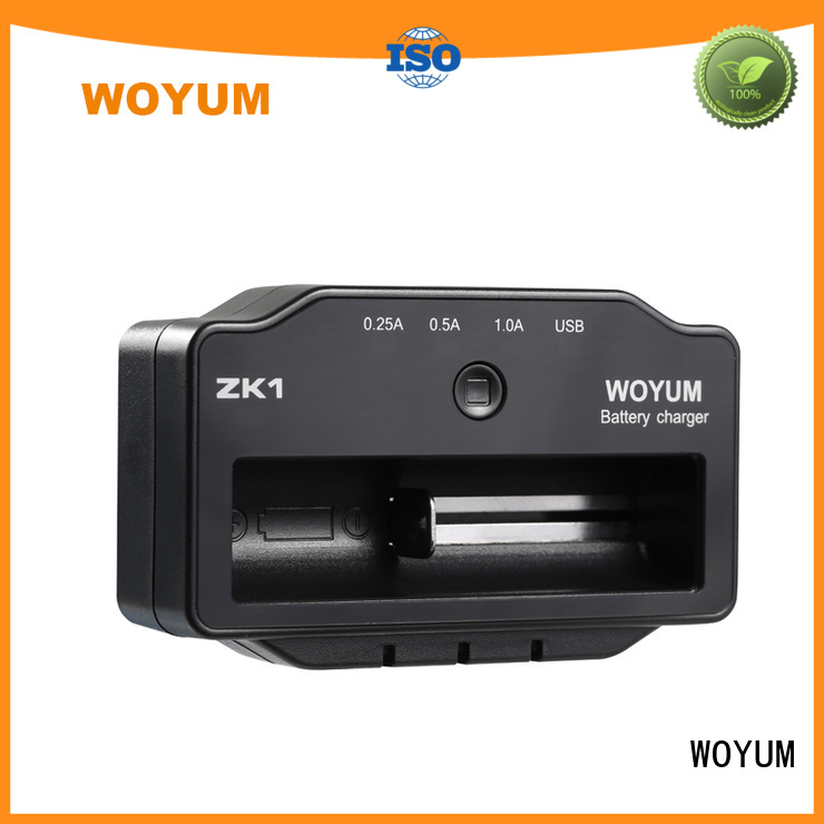 power lithium battery charger smart aaa Woyum Brand
