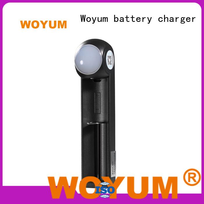 Woyum Custom smart battery charger for business for Li-ion