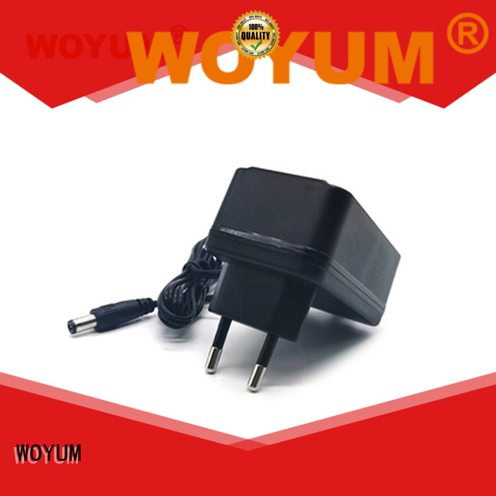 Woyum Custom ac adapter cord factory for battery chargers