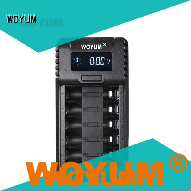 Woyum top battery chargers company for Ni-Cd