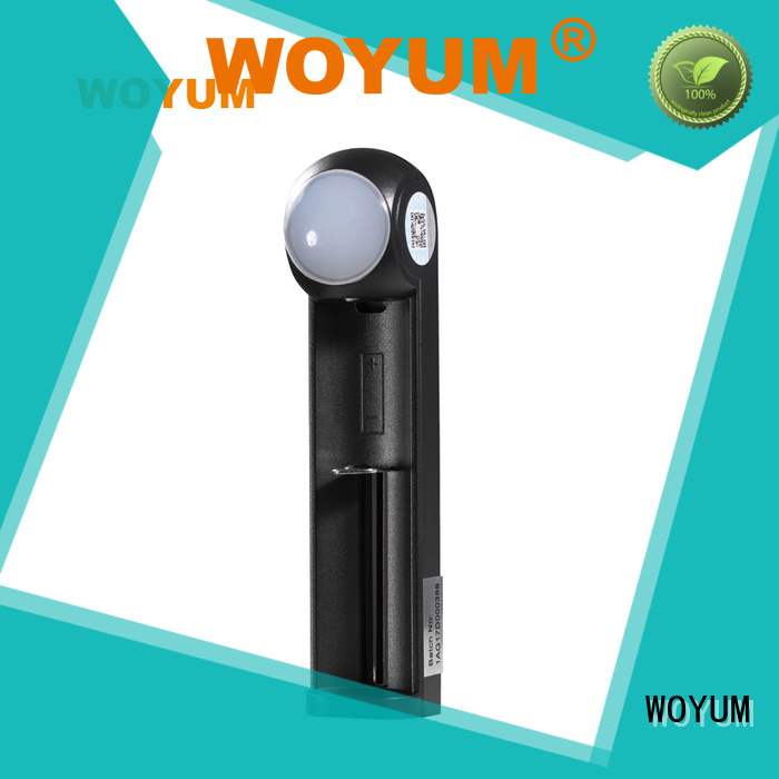 Woyum security battery charger reviews supplier for Ni-MH