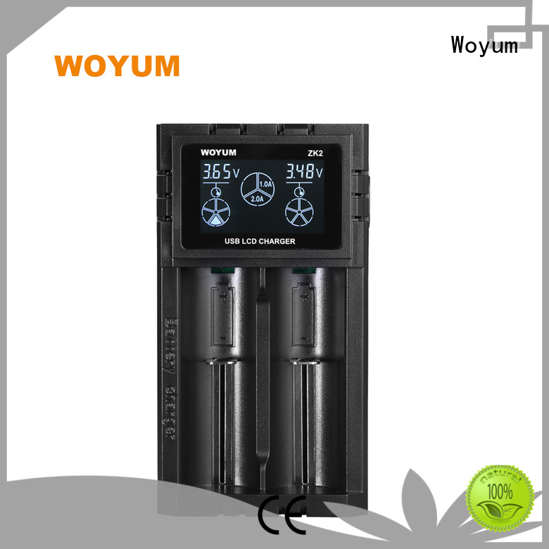Wholesale indicator lithium battery charger Woyum Brand