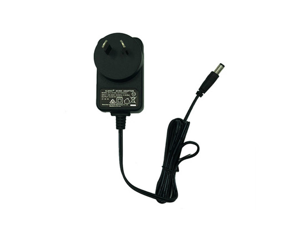 Woyum -Power Adaptor Woyum Dc 12v 1a Power Supply Adapter, Ac 100-240v To Dc-2