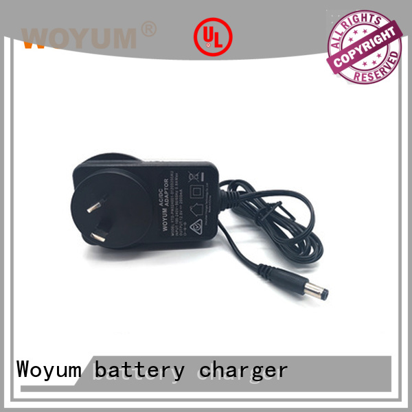 Woyum au switching adapter with power supply for monitors