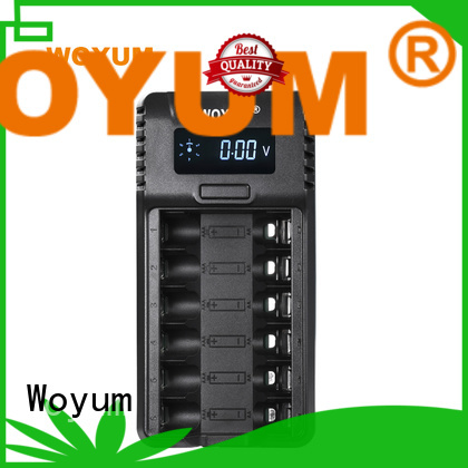 lithium battery charger single nimh vape Woyum Brand company