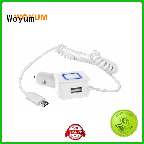 Woyum car usb connector manufacturer for Android devices