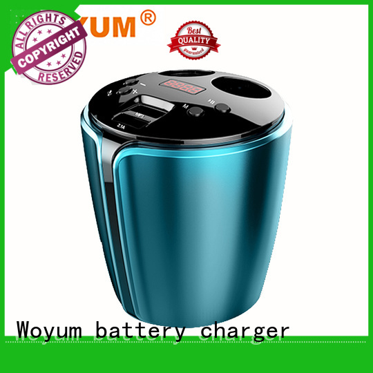best car battery charger galaxy ipad compatible Woyum Brand company